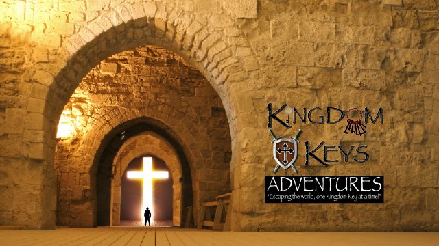 Kingdom Keys Escape Room Christ themed escape room operated by Evangelist Jason Maxwell